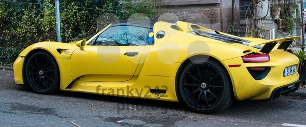 New Porsche 918 Spyder Prototype - franky242 photography