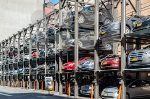 New-York-City-Car-Parking