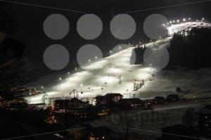 Night skiing - franky242 photography