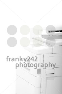 Office Multifunction Printer - franky242 photography