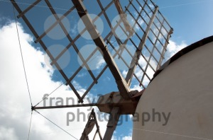 Old Windmill Detail - franky242 photography