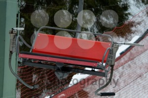 Old chairlift - franky242 photography