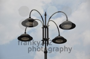 Old-fashioned-streetlamp