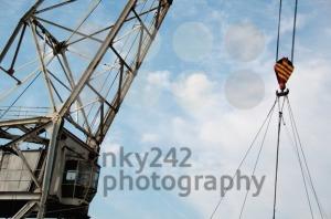 Old-ship-crane