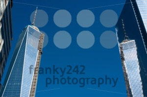 One World Trade Center Tower - franky242 photography