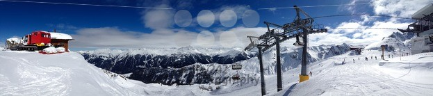 Panorma of Montafon, Austria - franky242 photography