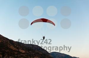 Paraglider-in-Turkey