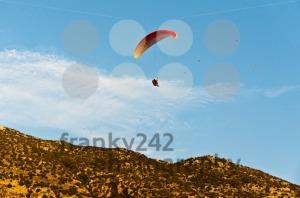 Paragliders-in-Turkey
