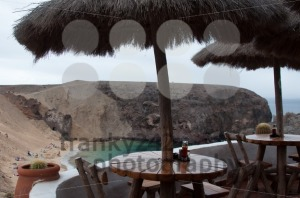 Parasol  at Papagayo Beach - franky242 photography