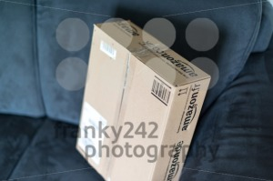 Parcel waiting at home - franky242 photography