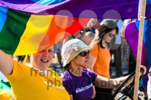 Participants of Christopher Street Day - franky242 photography