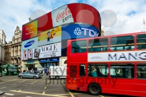 Piccadilly Circus in London - franky242 photography