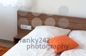 Pillow On A Bed - franky242 photography