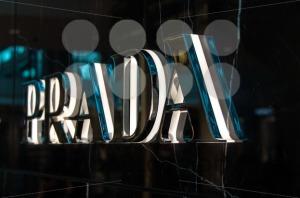 Prada Logo - franky242 photography