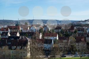 Pragsattel-residential-area-in-Stuttgart-Germany