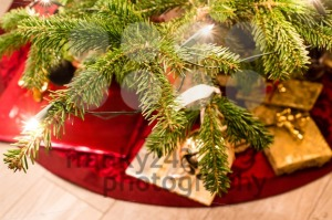 Presents under the christmas tree - franky242 photography