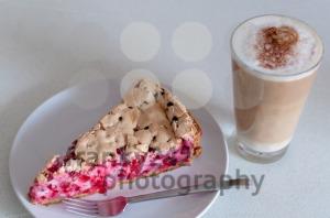 Redcurrant meringue tart - franky242 photography