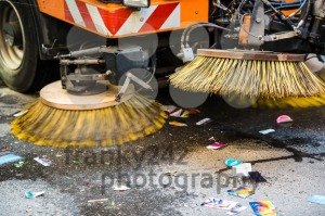 Road-Sweeper