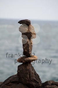 Rock Pile or Pepple sculpture - franky242 photography
