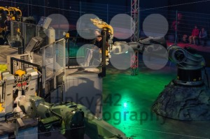 Rollercoaster-Robots