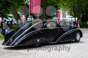 Rolls Royce PII Jonckheere Aerodynamic Coupe (1935) - franky242 photography