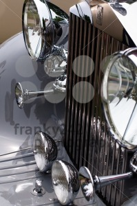 Rolls Royce Sign - franky242 photography