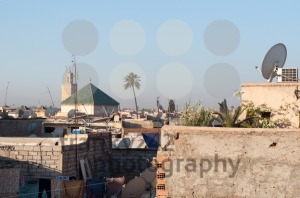 Roofs of Marrakech, Morocco - franky242 photography