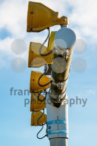 Runway lights at the airport - franky242 photography
