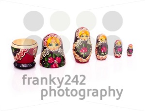 Russian nesting dolls - franky242 photography