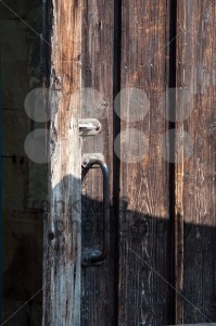 Rustic Wooden Barn Door - franky242 photography