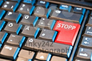 STOPP-Button
