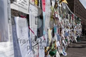 STUTTGART – AUGUST 28: Demonstration against the S21 plans - franky242 photography