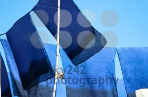Scarves drying in the sun - franky242 photography