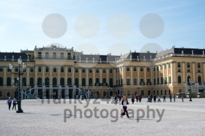Schoenbrunn Palace in Vienna, Austria - franky242 photography