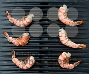 Shrimp-On-Grill