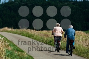 Silver cyclists - franky242 photography