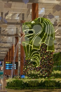 Singapore Airport – Merlion - franky242 photography