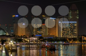 Singapore At Night - franky242 photography