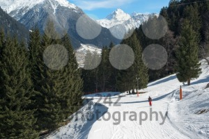 Ski slope - franky242 photography
