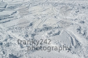 Ski tracks - franky242 photography