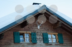 Skiing hut in Montafon - franky242 photography