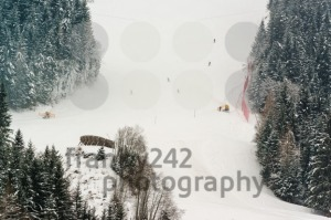 Skiing slope - franky242 photography