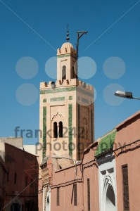 Small Mosque In Marrakech - franky242 photography