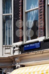 Spiegelstraat-steet-Amsterdam-Netherlands