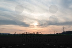 Spring sunset - franky242 photography
