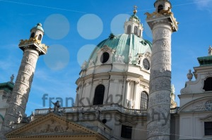 St. Charles' Church (Karlskirche) in Vienna - franky242 photography
