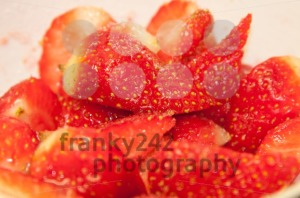 Strawberries Dessert - franky242 photography