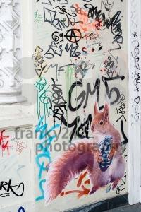 Street Art in Hamburg - franky242 photography