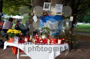 Stuttgart – Oct 09, 2010: Demonstration against S21 project - franky242 photography