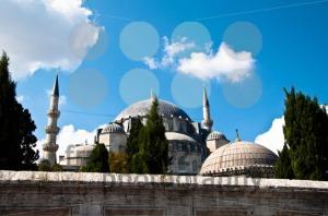 Suleymaniye-Mosque-in-Istanbul-Turkey
